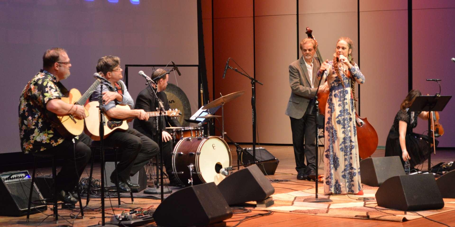Concerts at the Ogle Center