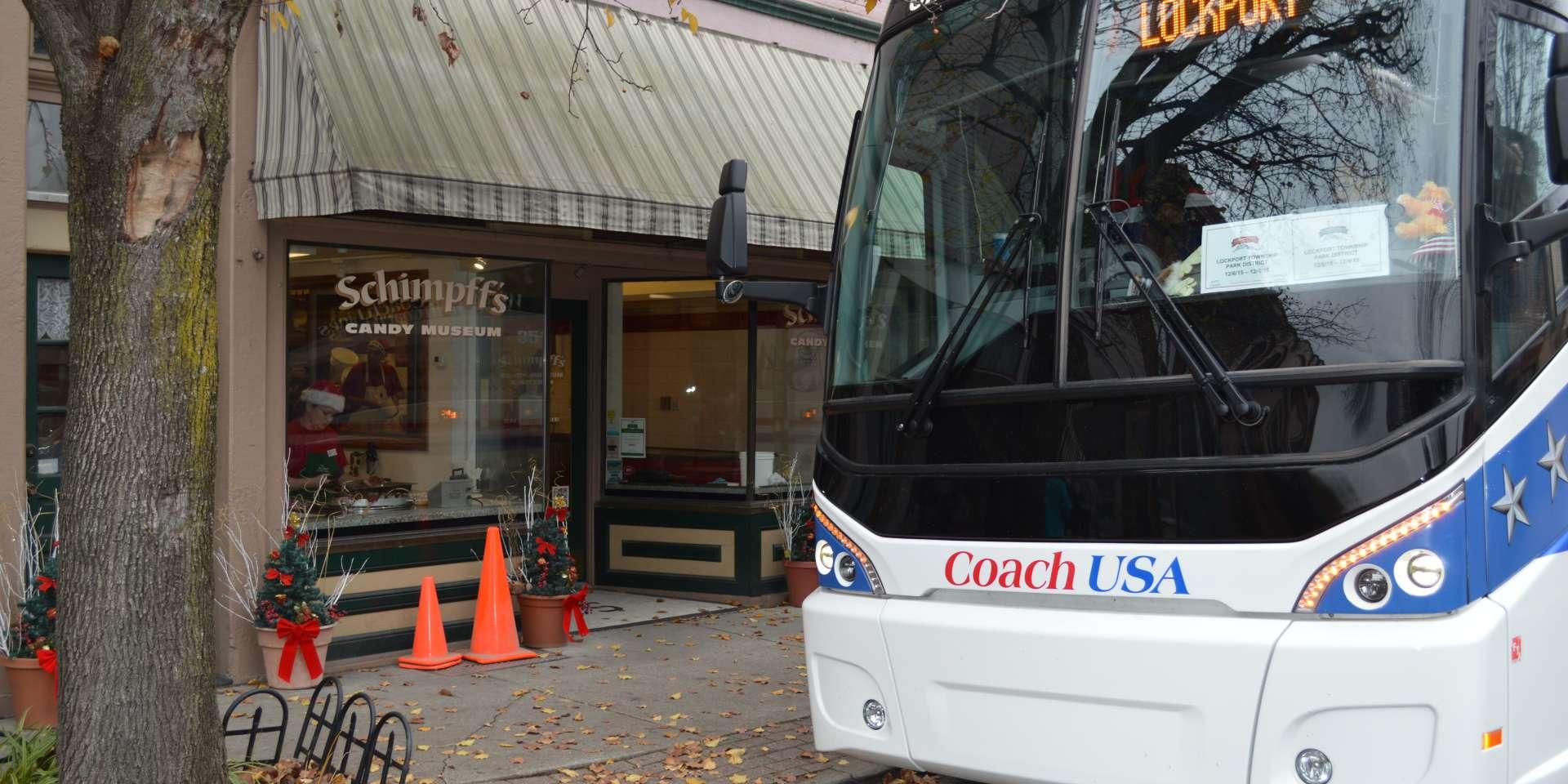 Coach USA Tours