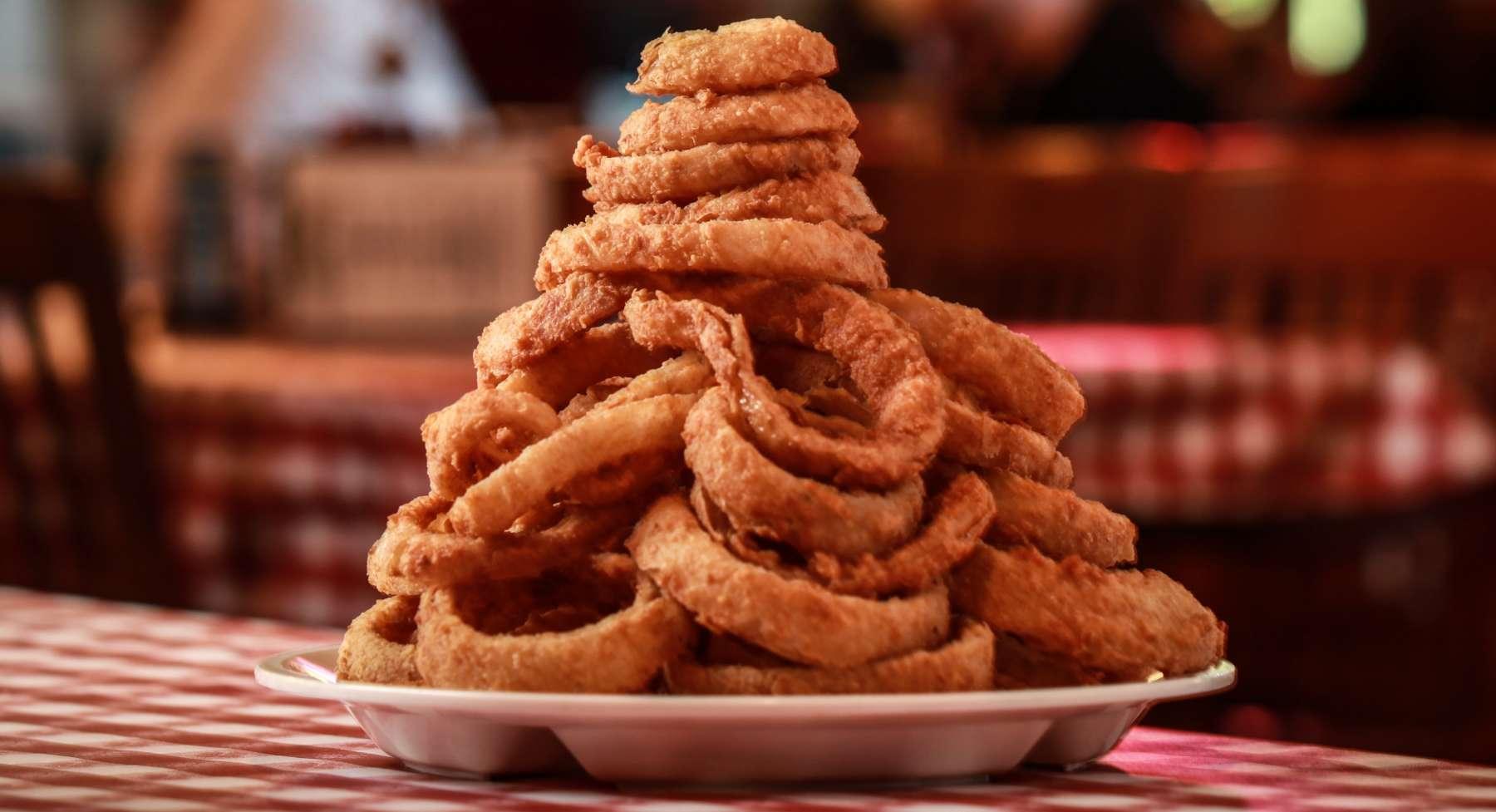 Restaurants - Onion Rings