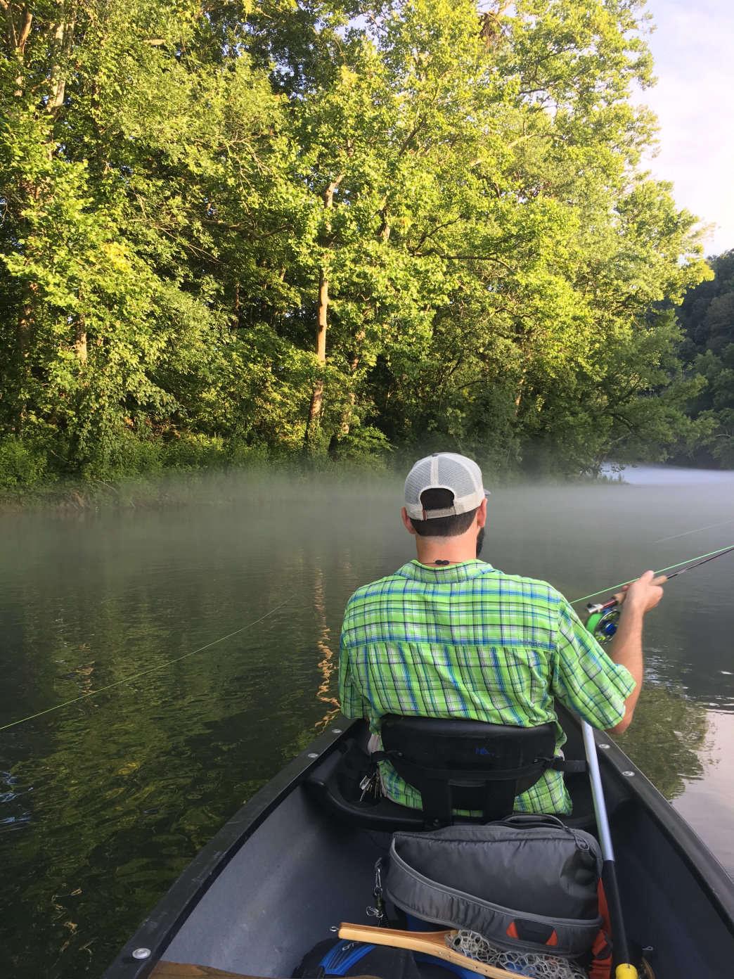 Clinch river fishing for Clinch river fishing