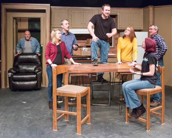 Town & Gown Theatre Produces Romantic Comedy for Valentine\'s Day
