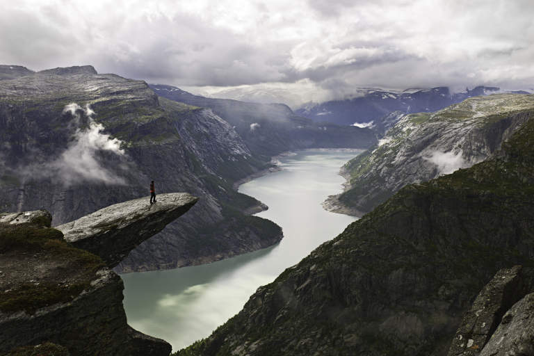 MustSee Nature Attractions In Norway Official Travel Guide - Norway map highlights