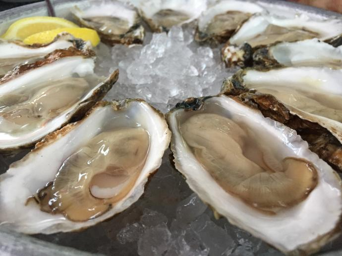 14 places to celebrate virginia oyster month in for Public fish and oyster