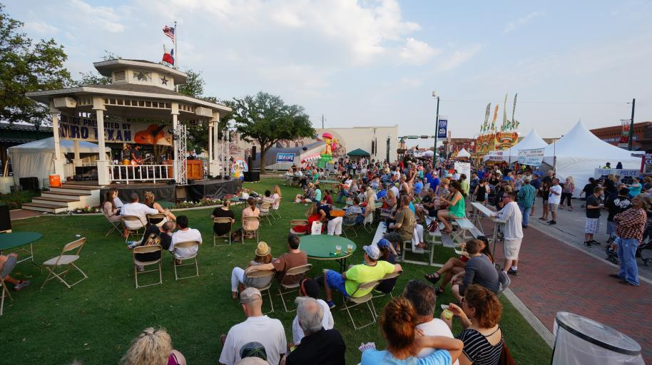Blog for Texas craft brewers festival