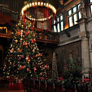 Hot Holiday Happenings in Asheville