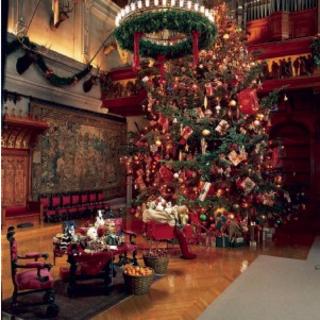 Christmas At Biltmore Goes International
