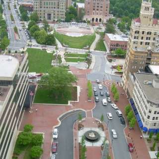 Join the fun at Pack Square Park's Celebration