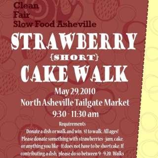 Memorial Day Weekend is Sweet with Cake Walk