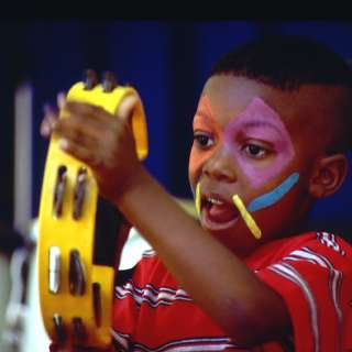Child at Goombay