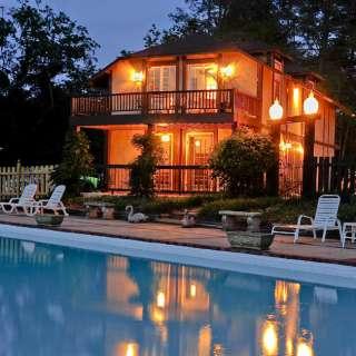 Reynolds Mansion Pool