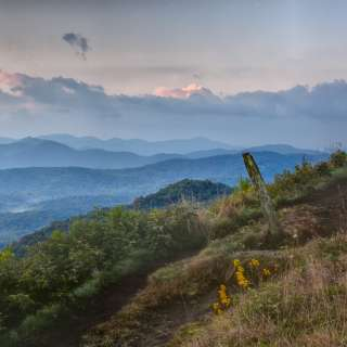 Photogenic Hikes on the AT Story: Max Patch