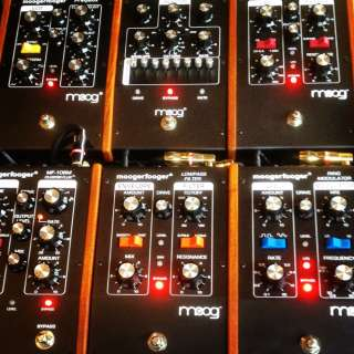 Moog Factory Synth