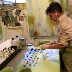 Oakland Painter Carol Lefkowitz