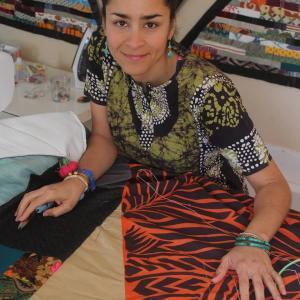 Textile Artist Adia Millett