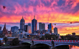 Melbourne nominated as World's Leading Meetings & Conference Destination 2018