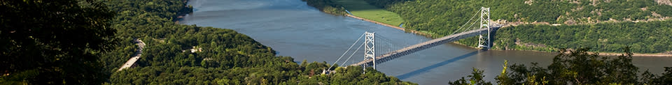 Bear Mountain State Park & Bridge - Photo by NYS ESD