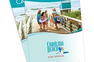 Official Carolina Beach 2018 Visitors Guide cover