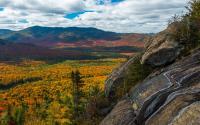 Hiking / View from Mt. Van Hoevenberg