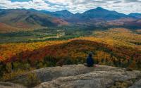 Hiking / View from Mt. Van Hoevenberg 235