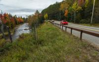 Ausable River by Olympic Jumping Complex 267