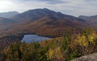 Heart Lake from Mount Jo