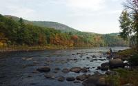 Hudson River near North Creek 302
