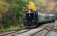 Adirondack Scenic Railroad in Thendara 311
