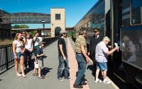Adirondack Scenic Railroad - Utica 463