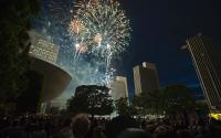 4th of July Fireworks at Empire State Plaza 1692