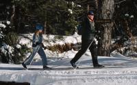 X-Skiiing-Mountain Trails X-ski Center-Catskills