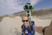 Google Trekking Oregon Coast by Samara Phelps