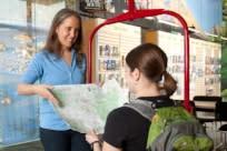 Adventure Center Visitor Information by Eugene, Cascades & Coast