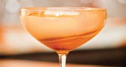 Pumpkin Cocktail & Hot Spiced Sangria