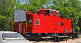 Clifton - Red Caboose - Civil War