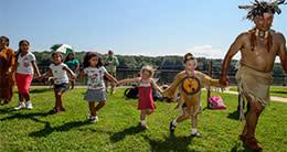 Riverbend Park - Indian Festival