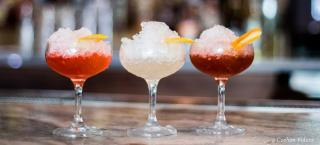 SHAVED ICE COCKTAILS