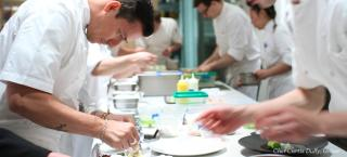 Chef Curtis Duffy of Grace, Chicago