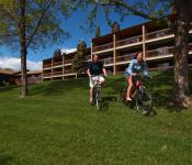 Pedal through Elkhorn Resorts park