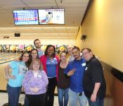 2017 Holiday Bowling Party and FUNdraiser