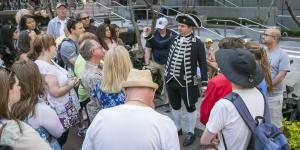 Faneuil Hall Freedom Trail Tours
