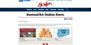 BostonUSA Online Store