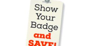 Worth Saving Badge