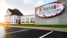 Albanese Candy Building Things to Do Merrillville