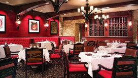 Ameristar Casino East Chicago Bugattis Restaurant