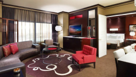 Ameristar Casino East Chicago Accomodations Suite
