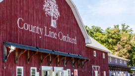 Barn at County Line Orchard