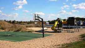 Resort Amenity-Basketball Court