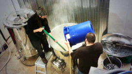 Making the Beer