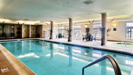 Best Western Inn & Suites Merrillville Pool