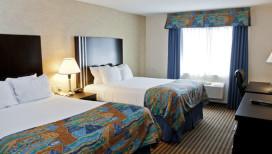 Best Western Portage Hotel Double